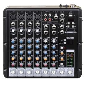 MESA PRO 08 VIAS AUDIOMIX MP-8MP3 USB - 1701.2050