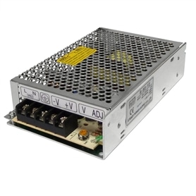 FONTE ALIMENTACAO INDUSTRIAL 12V - 200W - 17A - 1609.2861