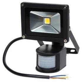 Projetor Exterior C/Sensor Movimentos LED 10w - 1701.0950