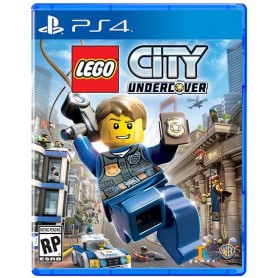 JG PS4 LEGO CITY UNDERCOVER - 1703.3103