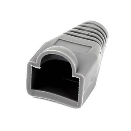 Capa Protetora para Ficha RJ45 Cinza - 44040803C