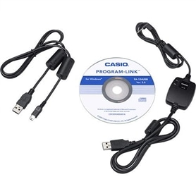 CABO LIGACAO A PC CASIO PROGRAM-LINK FA-124USB - 1704.0121