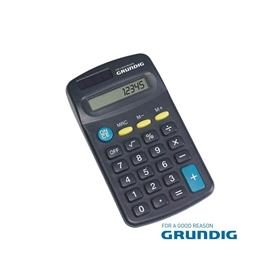 CALCULADORA SECRETARIA GRUNDIG 46667 8 DIGITOS - 1704.0522