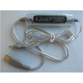 CABO LIGAR PC TEXAS I-0603B GRAPH LINK JACK 3,5 - USB - 1704.0201