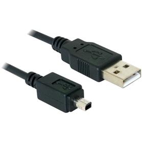 CABO USB 4A-Mini USB Mitsumi 1,8MT - INF-CB_USB12