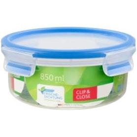 Caixa Alimentos Tefal Clip&Close Red Plast 0,85L K3022312 - 1704.1261