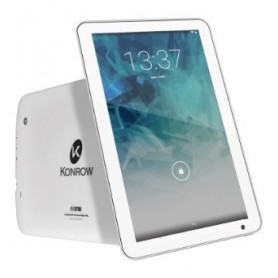 "_TABLET WIFI 10"" KONROW K-TAB 1000+ QUAD CORE 8GB WHITE - 1704.2206"