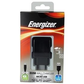 CARREG VIAG DUPLO USB->MICRO USB ENERGIZER STAND 1A - 1411.1309