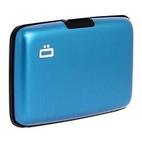 Carteira p/ Cartoes OGON Stockolm Aluminium ST Blue - 1704.2251