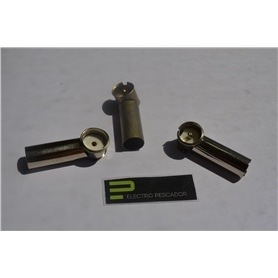Adaptador Antena Auto Femea Comprida - Macho Cachimbo - 44040130