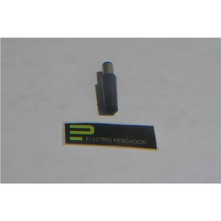 Ficha Aliment C/Furo 2,5mmx5,5mm 14mm - 44050710B