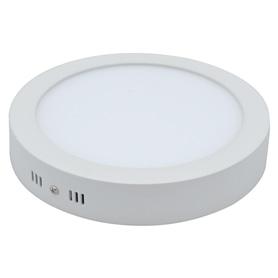 Plafon Redondo Branco 240mm LED 18w Branco Frio - 1704.2824