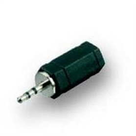 Adaptador 2,5mm Macho Estereo - 3,5mm Femea Estereo - 53040050