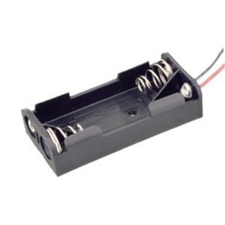 Suporte Pilhas 1,5v - 1xAA Com Fio - 77035021