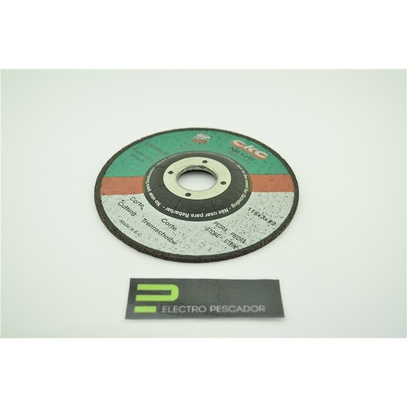 Disco Corte Pedra 115mm *** - 4018177162380