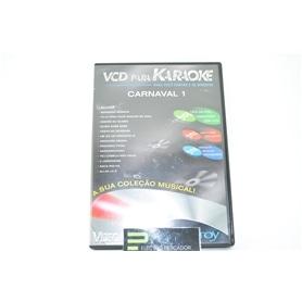 KARAOKE VCD TECTOY/SEGA CARNAVAL 1 *** - KAR-MKVCD017