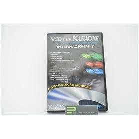 KARAOKE VCD TECTOY/SEGA INTERNATIONAL 2 *** - KAR-MKVCD005