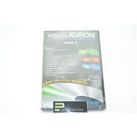 KARAOKE VCD TECTOY/SEGA MPB 2 ***** - KAR-MKVCD019