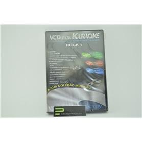 KARAOKE VCD TECTOY/SEGA ROCK 1 ***** - KAR-MKVCD002