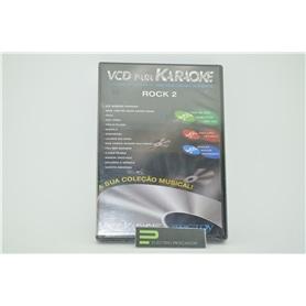 KARAOKE VCD TECTOY/SEGA ROCK 2 ***** - KAR-MKVCD024
