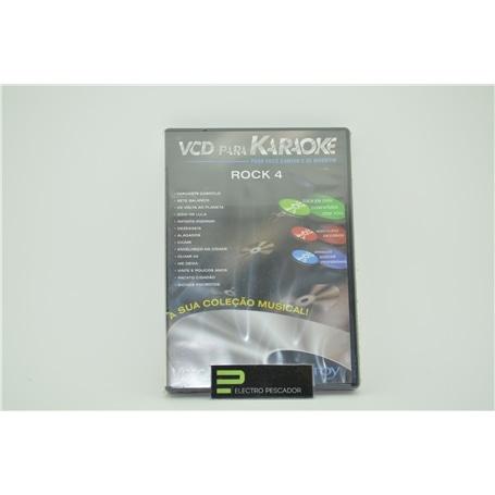 KARAOKE VCD TECTOY/SEGA ROCK 4 LIQ***** - KAR-MKVCD042