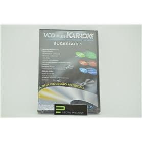 KARAOKE VCD TECTOY/SEGA SUCESSOS *** - KAR-MKVCD004