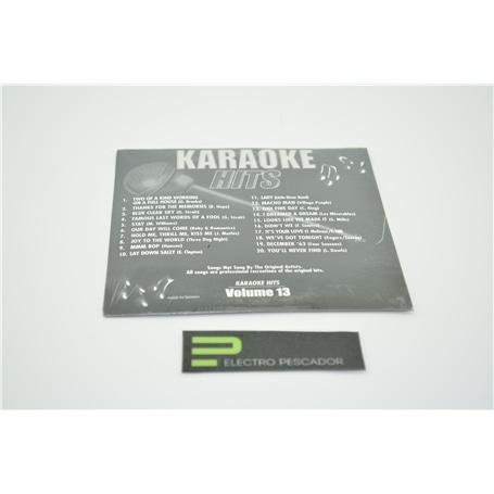 KARAOKE CDG KARAOKE HITS VOL 13 *** - KAR-CDGECO015