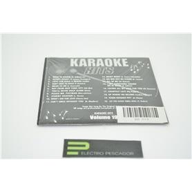 KARAOKE CDG KARAOKE HITS VOL 19 *** - KAR-CDGECO019