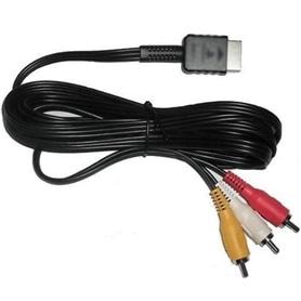 CABO AV PLAYSTATION PARA PSX/PS2/PS3 - 1706.1303