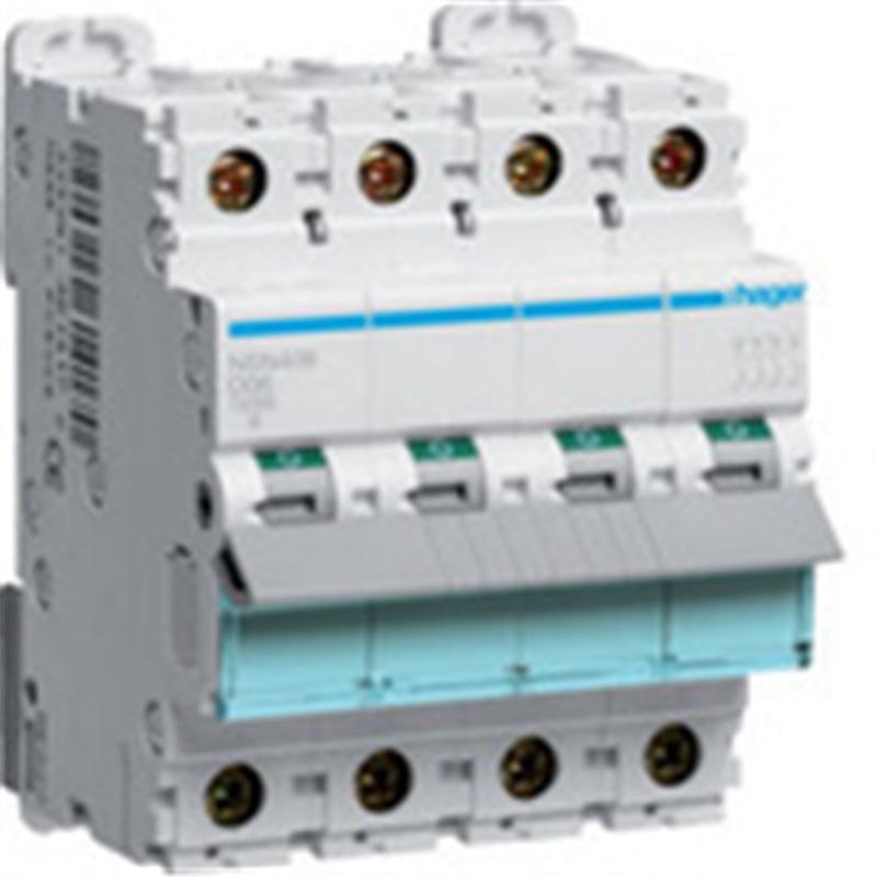 ec81be12d43 Disjuntor 4x 6A Hager       - MATERIAL ELECTRICO CIRCUITO ELECTRICO ...