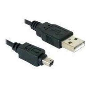 CABO USB 4A-Mini USB Olympus 8pin M - INF-CB_USB17