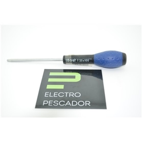 Chave Torx T25x100 ***** - BOS-645200