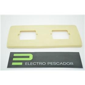 Esp 2xVert Efapel Plástico ***** - E123