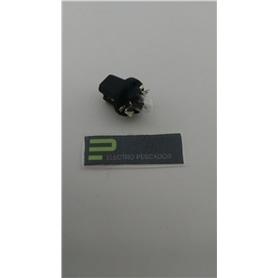 Lampada Auto Encaixe de Plastico 12v 1,2w - 125R