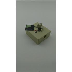 Tomada Telefone Rita RJ11 Com Chave para Corte de Linha - 44040809