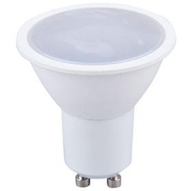 Lâmpada GU10 MR16 LED 220v/ 7w Opalina Branco Quente - 1707.1856