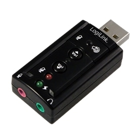 PLACA SOM USB LOGILINK UA0078 - 1707.1999