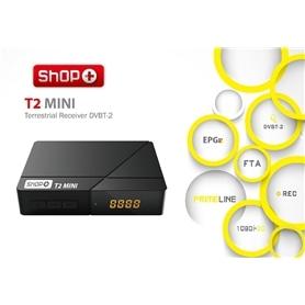 RECEPTOR TDT SHOP+ T2 MINI - 1708.0353