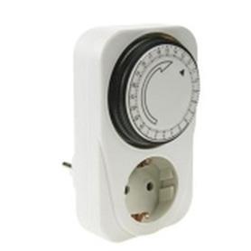 Interruptor Temporizador Tomada Horária Perel E305DG - 4007249476531