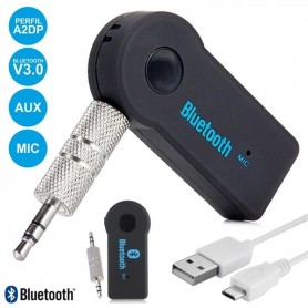 RECETOR BLUETOOTH PARA ENTRADA JACK 3,5MM - 1702.1352