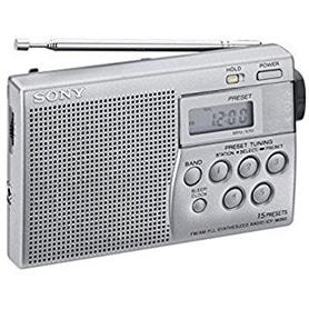 RADIO PORTATIL SONY ICF-M260 SILVER - 1706.2903