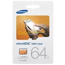 CARTAO MICRO SDXC 64GB+ADAPT SD CL10 48MB/S SAMSUNG - 1709.1794