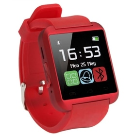 SMARTWATCH U8 RED EP92371 - 1710.1105