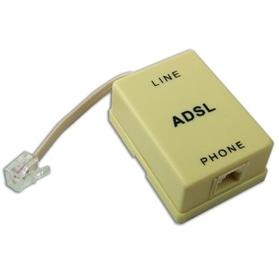 Filtro ADSL Simples Z-230 PJ 39.117 ### - DSL-FILTER01