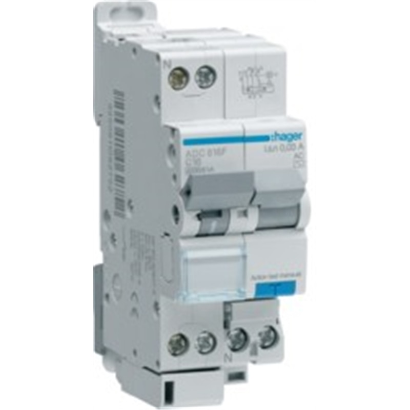 97063b63cde Disjuntor Diferencial 2x16A 30mA hager       - MATERIAL ELECTRICO ...