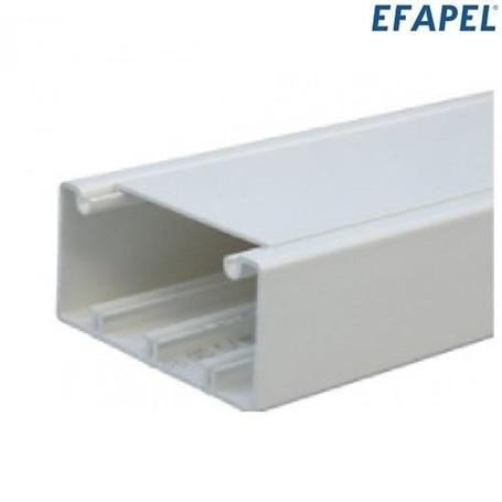 Calha Tecnica Efapel 10090 - 110x50x2000 Branca - ME-CALHA01