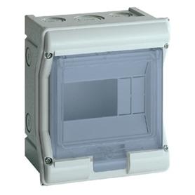 Quadro Eletrico Estanque: 6 modulos Hager VE-106F - HVE106F