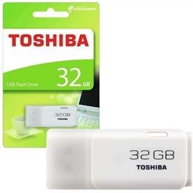 USB DISK PEN DRIVE 32GB - USB 2.0 TOSHIBA U202 - 1710.1896