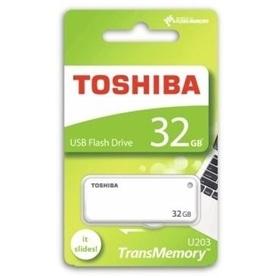 USB DISK PEN DRIVE  32GB - USB 2.0 TOSHIBA U203 - 1710.1895