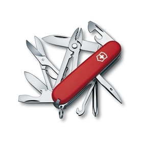 Canivete Victorinox Deluxe Tinker Red 1.4723 - 1711.0785